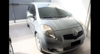 2007 Toyota Yaris MT
