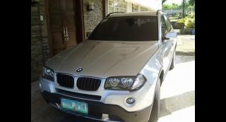 2010 BMW X3 2.0d AT