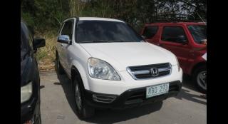 2004 Honda CR-V 2.4L AT Gasoline