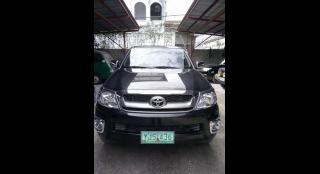 2011 Toyota Hilux G (4x2) MT