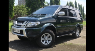 2015 Isuzu Sportivo X 2.5L MT Diesel