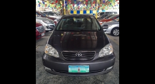 2005 Toyota Corolla Altis 1.8 E AT