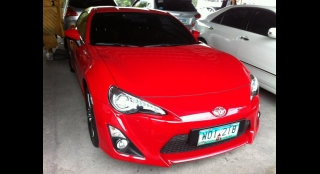 2013 Toyota 86 MT
