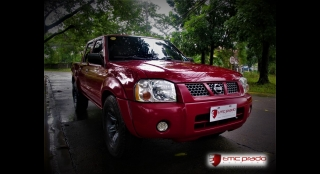 2003 Nissan Frontier 2.7L AT Diesel