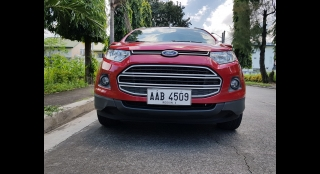 2014 Ford EcoSport Trend AT
