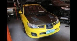 2004 Subaru Impreza WRX 2.0L MT Gasoline