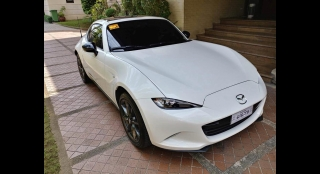 2018 Mazda MX-5 2.0 SkyActiv MT