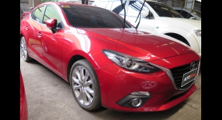 2014 Mazda 3 Sedan 2.0L SkyActiv R AT