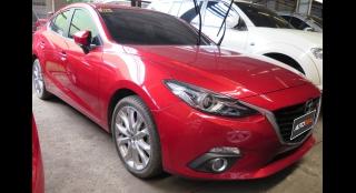 2014 Mazda 3 Sedan 2.0L SkyActiv R AT
