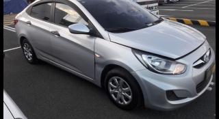 2012 Hyundai Accent Sedan GL Gas MT
