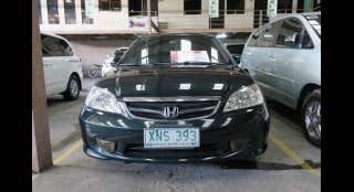 2004 Honda Civic VTi AT