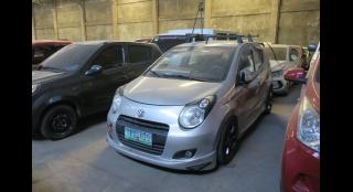 2011 Suzuki Celerio GA M/T