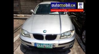 2007 BMW 1-Series Hatchback 118i Executive