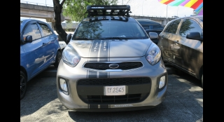 2015 Kia Picanto 1.0L AT Gasoline