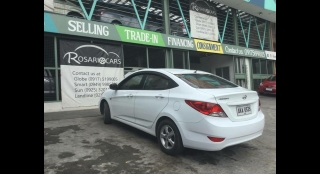 2014 Hyundai Accent Sedan 1.4 GL CVT