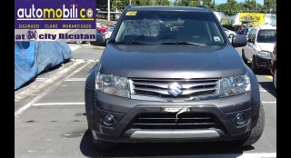 2015 Suzuki Grand Vitara 2.4L AT Gasoline