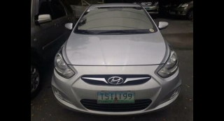 2011 Hyundai Accent Sedan GL Gas AT