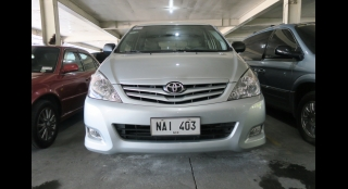 2009 Toyota Innova 2.0L AT Gasoline