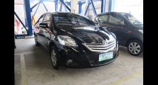 2011 Toyota Vios E 1.3L AT Gasoline