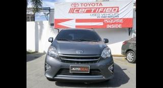2014 Toyota Wigo 1.0 G MT