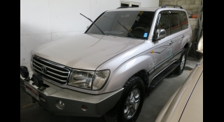 2003 Toyota Land Cruiser 4.2L AT Diesel