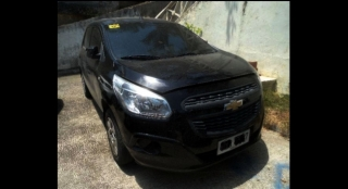 2014 Chevrolet Spin 1.3 MT LS