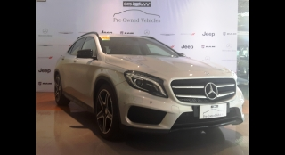 2014 Mercedes-Benz GLA-Class DSL 2.2L AT