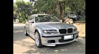 2003 BMW 3-Series Sedan 318i M-Sport