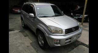 2003 Toyota Rav4 2.0L MT Gasoline