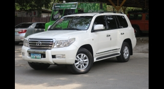 2010 Toyota Land Cruiser 200 GX.R