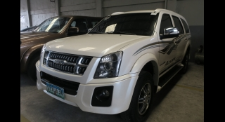 2013 Isuzu Alterra 3.0L AT Diesel