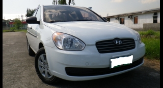 2011 Hyundai Accent 1.5L MT Diesel