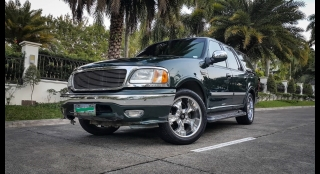 2001 Ford Expedition XLT AT