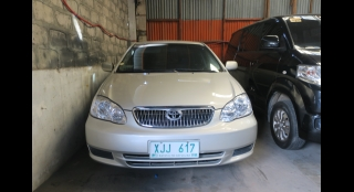 2003 Toyota Corolla Altis 1.6L AT Gasoline