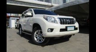 2013 Toyota Land Cruiser Prado 4.0L AT Gas