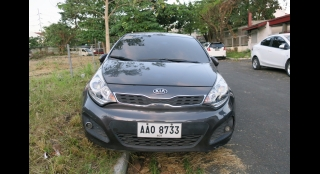 2014 Kia Rio Hatchback 1.4L AT Gasoline