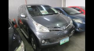 2012 Toyota Avanza 1.5 G MT