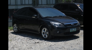 2010 Ford Focus Hatchback 2.0L AT Diesel