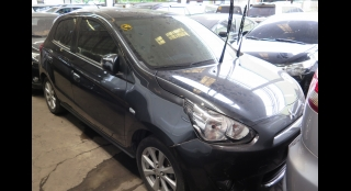 2015 Mitsubishi Mirage 1.2L AT Gasoline