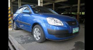 2008 Kia Rio Sedan 1.4L MT Gasoline