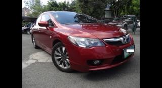 2011 Honda Civic 1.8S AT