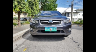 2013 Subaru XV 2.0L AT Gasoline