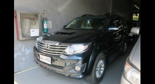 2014 Toyota Fortuner 3.0 V Dsl 4x4 AT
