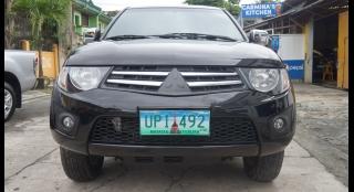 2013 Mitsubishi Strada 2.5L MT Diesel