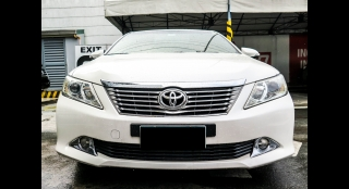 2012 Toyota Camry 2.4V AT
