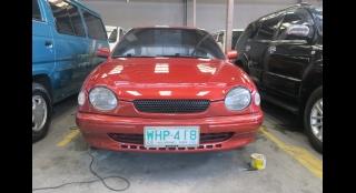 1999 Toyota corolla 1.6L MT Gasoline