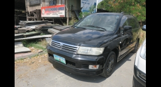 1998 Mitsubishi Chariot 2.4L AT Gasoline