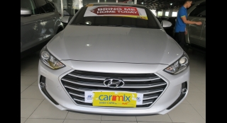 2016 Hyundai Elantra 1.6 GL AT