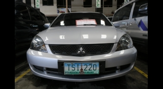 2011 Mitsubishi Lancer GLX