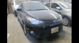 2017 Toyota Vios E AT